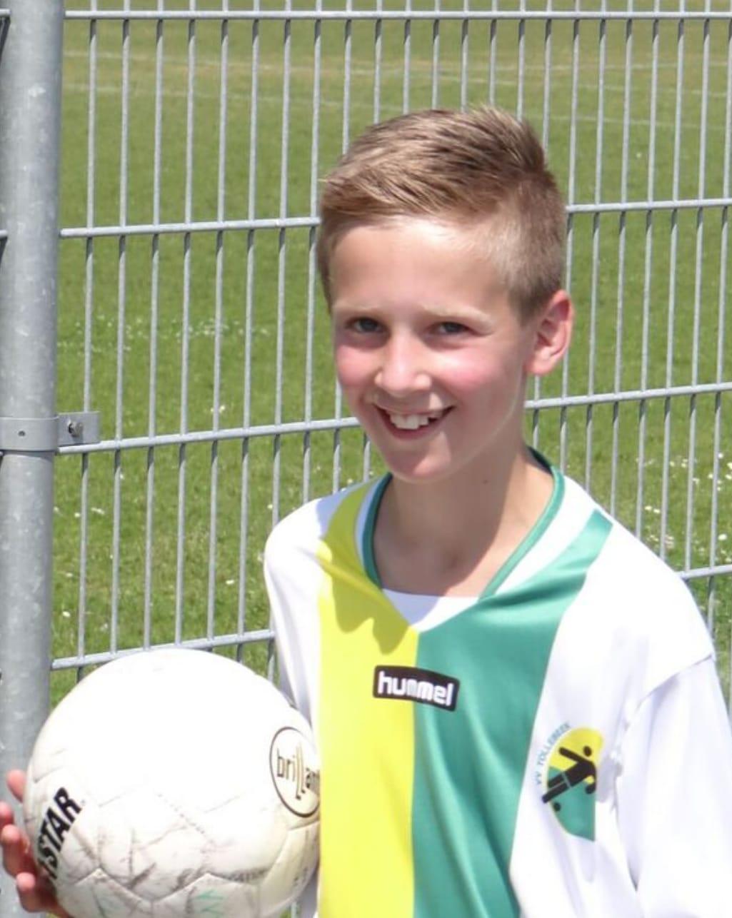 Pupil van de week Maarten Snoek